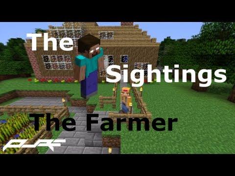 Minecraft Herobrine Sighting Xbox 360 Edition