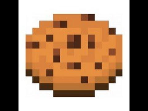 Смотреть видео майнкрафт как сделать печенье