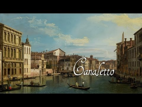 The Grand Canal in Venice from Palazzo Flangini to Campo San Marcuola, Canaletto