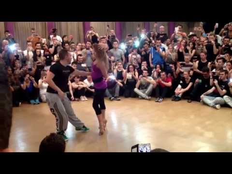 Korke & Judith 2014-12-03 - PARIS BACHATA FESTIVAL