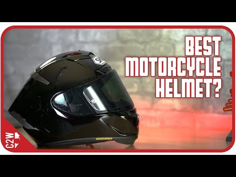 Best motorcycle helmet I have EVER WORN!! [First Fit - Shoei X-14]