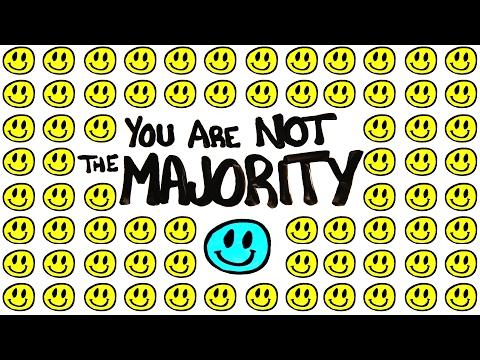 Majority Population of the World!