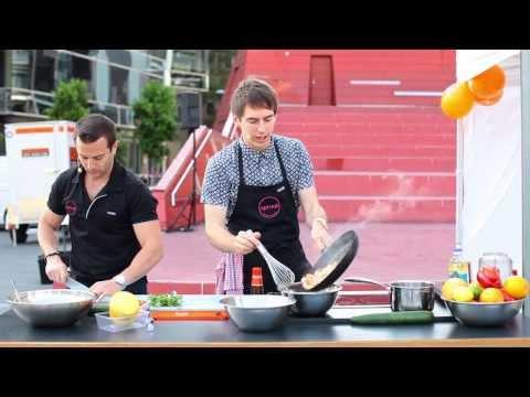 How to make a prawn and mango salad   Medibank