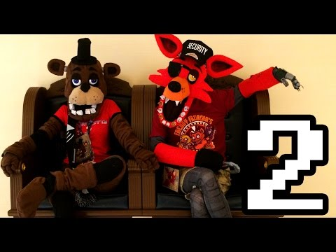 Foxy's Day Out 2: Adventures With Freddy (видео)