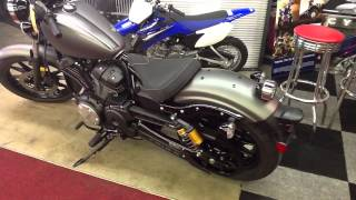 8. 2014 Yamaha Bolt 950 R-Spec Model