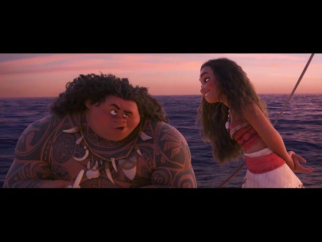 Anteprima Immagine Trailer Oceania, trailer italiano ufficiale