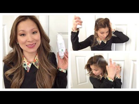 how to unclog dry shampoo