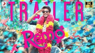 Remo Telugu Dub Trailer - Sivakarthikeyan, Keerthi Suresh