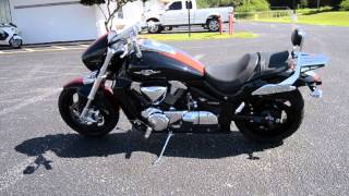 6. 2011 Suzuki Boulevard M109R Limited Edition - UP100853