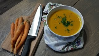 Carrot Soup Recipe - Tutorial.Please watch this very short video, for full step by step instructionsAnd ingredients.Like - Comment - Share.