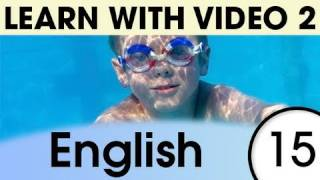 Staying Fit with English Exercises, Learn English with Video