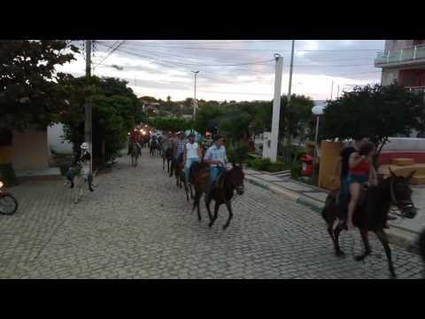 ABERTURA DO ARRAIÁ DA ALEGRIA DE SERRINHA DOS PINTOS