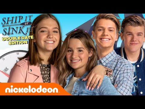 Should Henry and Jasper Date Lex and Presley? ❤️ Ship It or Sink It: Double Date Edition