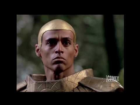 Stargate SG1 - Apophis Kills Most Of SG-1 (Season 1 Ep. 7)