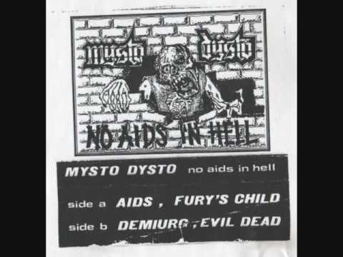 MYSTO DYSTO-Full Speed to Hell online metal music video by MYSTO DYSTO