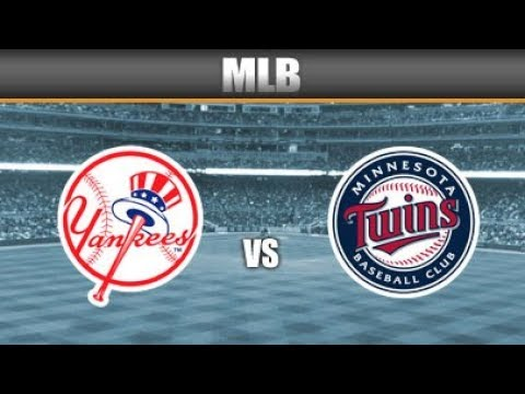 New York Yankees vs Minnesota Twins