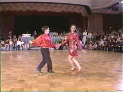Свинг - Jordan Frisbee & Olivia Dasso