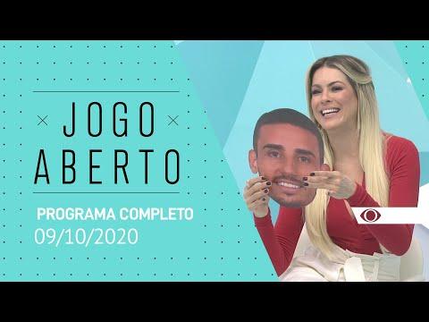 JOGO ABERTO - 09/10/2020 - PROGRAMA COMPLETO