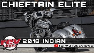 7. 2018 INDIAN CHIEFTAIN ELITE Review Rendered Price Release Date