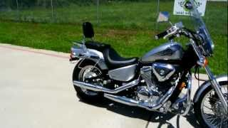 9. 2006 Honda VLX600 DLX Shadow 600 Overview Review Walk Around