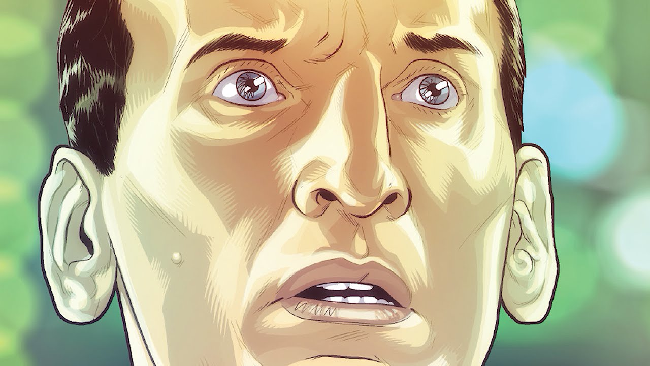 Doctor Who: The Ninth Doctor #1 Trailer Released