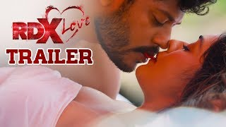 RDX Love Trailer || Paayal Rajput, Tejus Kancherla, C Kalyan || Haappy Movies || 4K