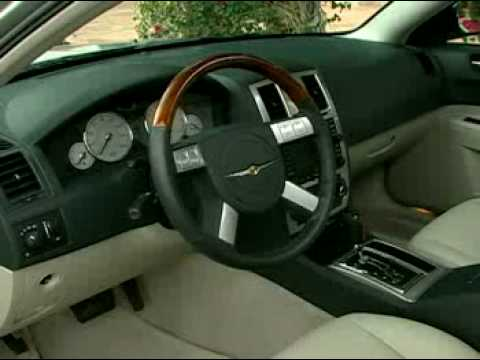 Motorweek Video of the 2005 Chrysler 300C and Dodge Magnum