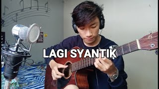 Video Siti Badriah - Lagi Syantik (Fingerstyle Guitar Cover) MP3, 3GP, MP4, WEBM, AVI, FLV Juni 2018