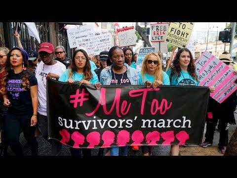 #MeToo movement, one year later