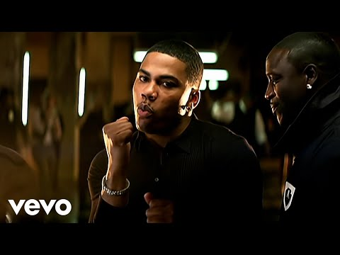 0 Nelly   Move That Body Ft. Akon + T Pain | Official Video