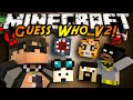 Minecraft Mini-Game : UPGRADED GUESS WHO!
