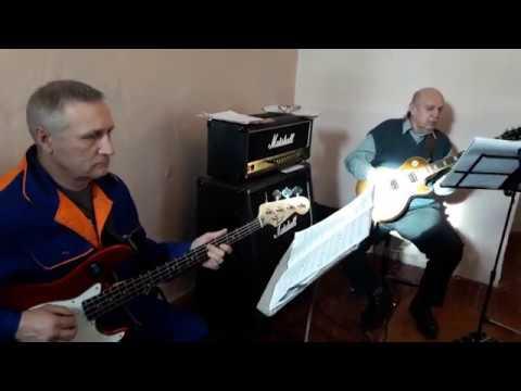 Группа \Город\. Репетиция. - 14.03.2018 г. - DomaVideo.Ru