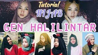 Video Tutorial Hijab Keluarga Gen Halilintar Keluarga Hits MP3, 3GP, MP4, WEBM, AVI, FLV November 2018