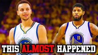 Video 7 INSANE NBA Star Combinations That COULD Have Happened MP3, 3GP, MP4, WEBM, AVI, FLV April 2019