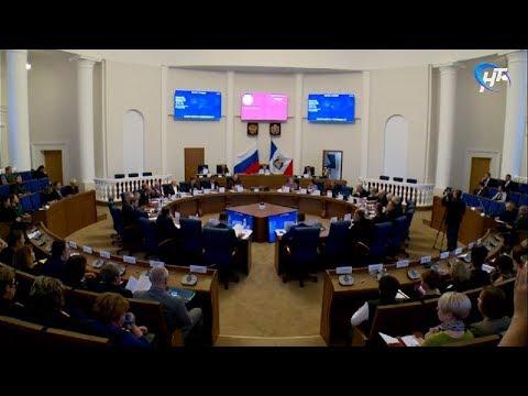 Областная дума согласилась с предложенной реформой системы исполнительной власти региона