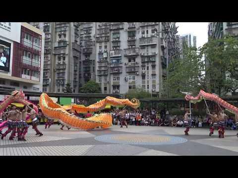 巨龍--臺灣威勁龍獅武術戰鼓團