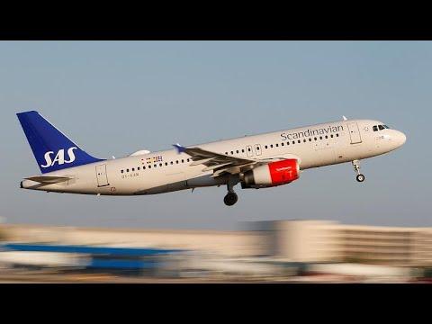 Απεργούν οι πιλότοι της SAS