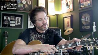 Every Breath You Take - The Police - Nashville Number System - Beginner Acoustic Guitar Lessons