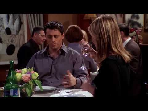 Joey dates Rachel