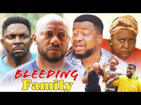 Bleeding Family Part 1 - Yul Edochie 2019 Latest Nigerian Nollywood Movies.