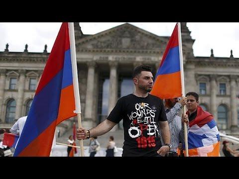 Η Γερμανία αναγνώρισε την γενοκτονία των Αρμενίων
