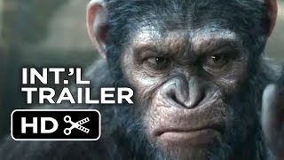 Nonton Dawn Of The Planet Of The Apes Official International Trailer  2014    Andy Serkis Movie Hd Film Subtitle Indonesia Streaming Movie Download