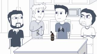 Rooster Teeth Animated Adventures - Bets & Flirts