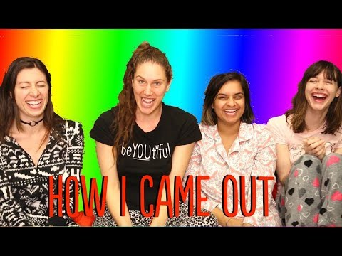 🙀 How I Came Out (STORIES!) #NationalComingOutDay