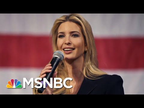 Ivanka Trump's Personal Email Drama Drawing Comparisons To Hillary Clinton's | Deadline | MSNBC