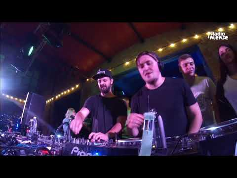 Spartaque b2b Key M - Live @ Codex Showcase, Белые Ночи (White nights)  Kyiv, 1.09.2017