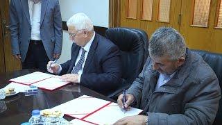 توقيع اتفاقية تعاون بين بلدية طولكرم ونقابة المهندسين
