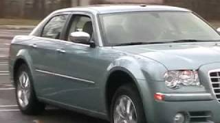 2008 Chrysler 300C - Hemi AWD Car Review