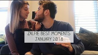 Video Zalfie Best Moments | JANUARY 2018 MP3, 3GP, MP4, WEBM, AVI, FLV April 2018