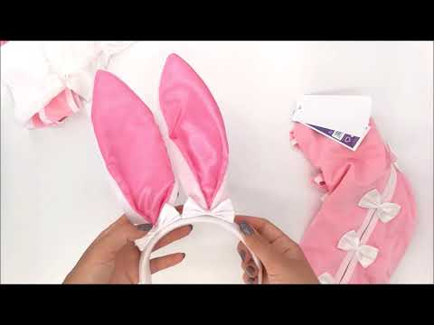Erotyczny kostium Obsessive Bunny suit